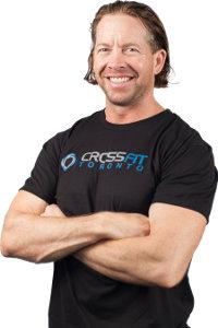 Warren Moore, Toronto $100K Club. Fitness trainer/fireman