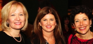 Elizabeth roscoe and the gals (Laureen, Rona, Lisa Samson)