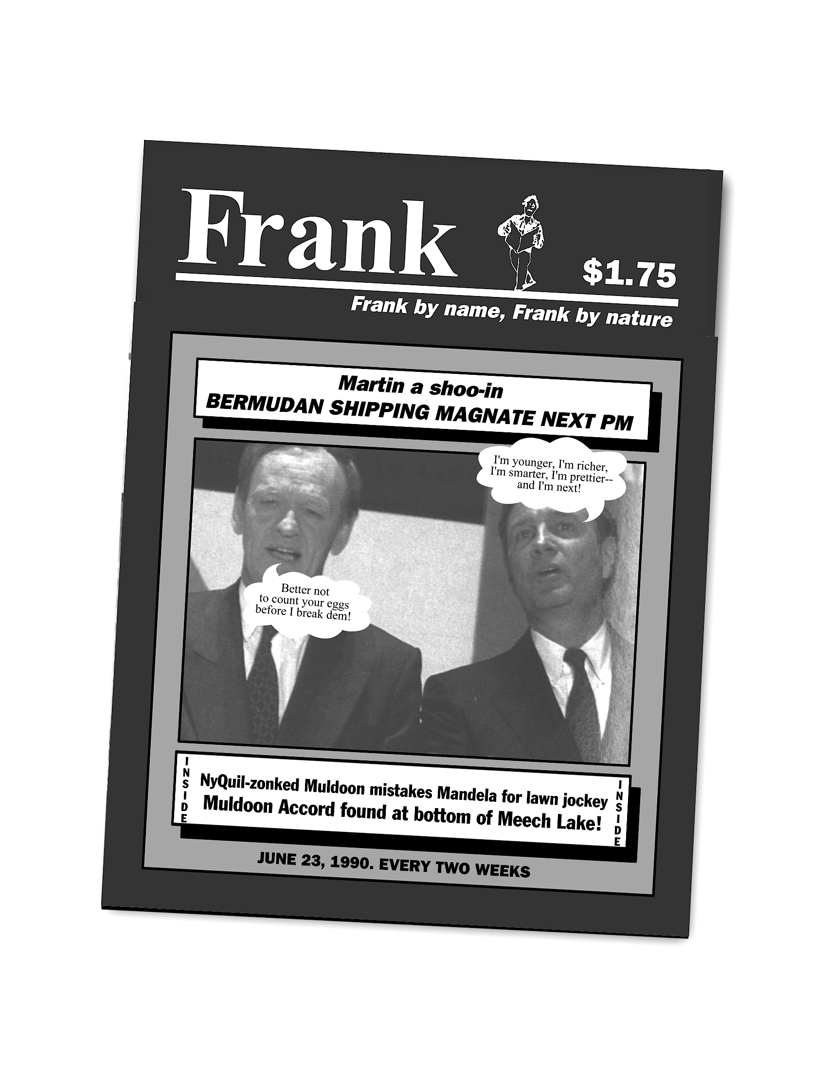 Frank of Ages Martin