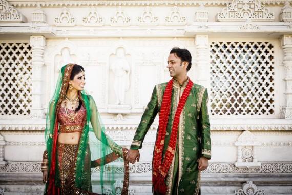 Pooja and Paul