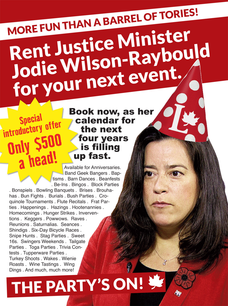 Jodie-Wilson-raybould-party